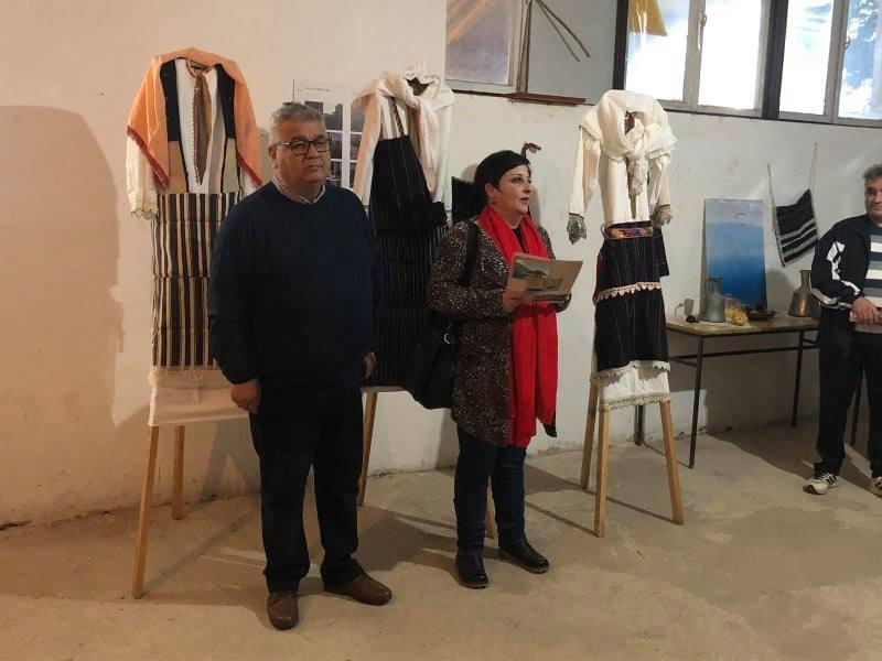 """Отворена етно изложба и промовиран каталог """"Етнолошката ризница на Трпејца"""""""
