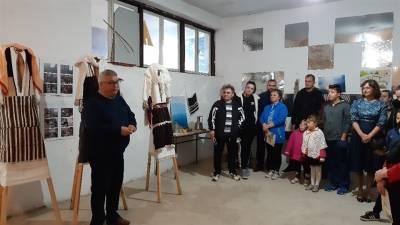 """Во Трпејца отворена етно изложба и промовиран каталог """"Етнолошката ризница на Трпејца"""""""
